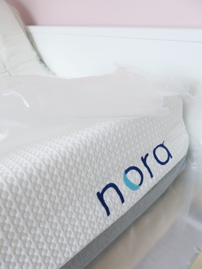 Mattress review Nora