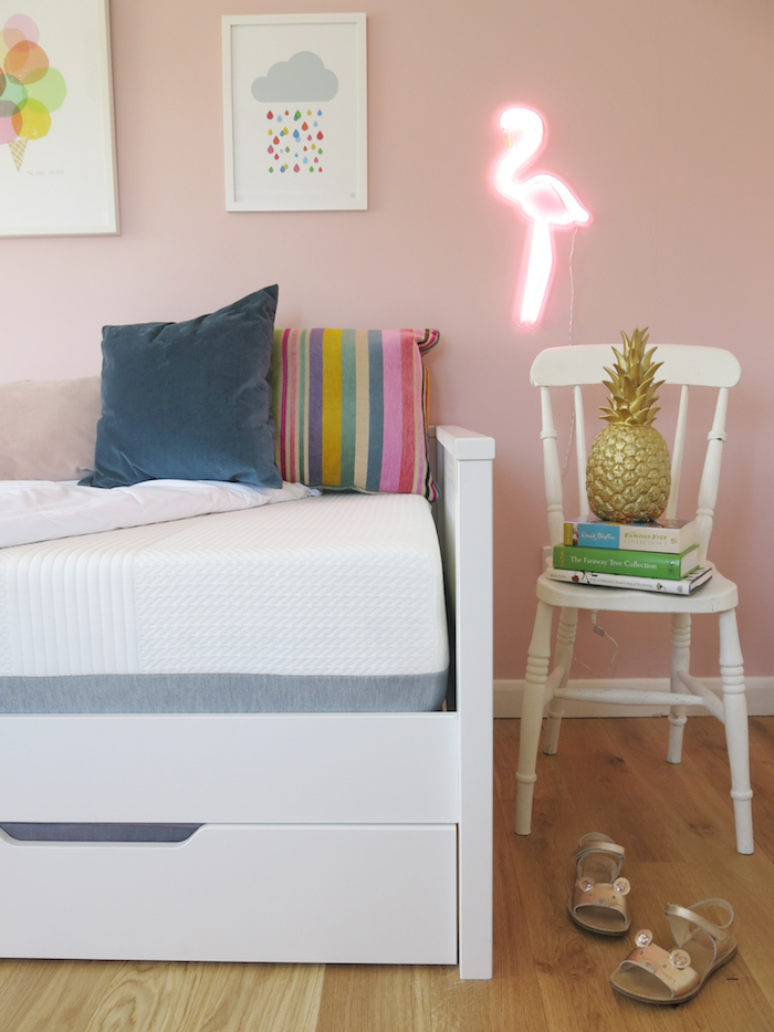 Pink Bedroom Neon Light
