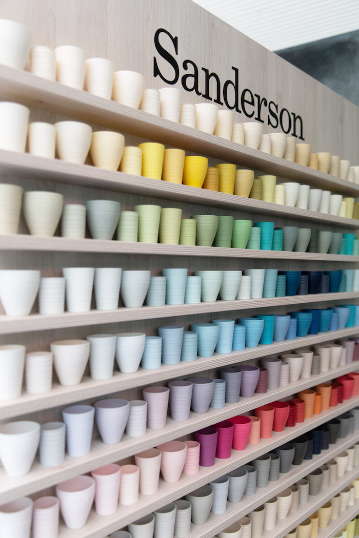 Sanderson Paints Colour Rainbow