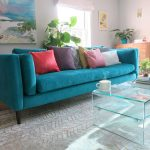 Eden Teal Sofa Workshop Review