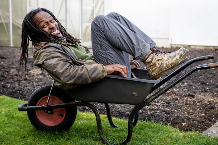 Instant Gardener BBC1 Danny Clarke