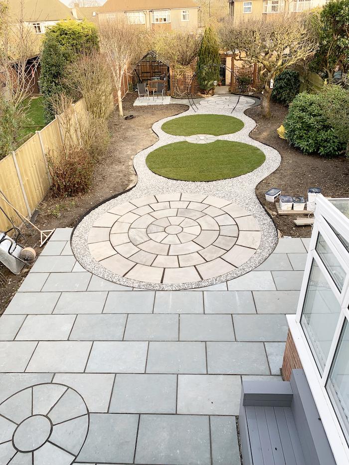 Garden redesign Danny Clarke Instant Gardener BBC1