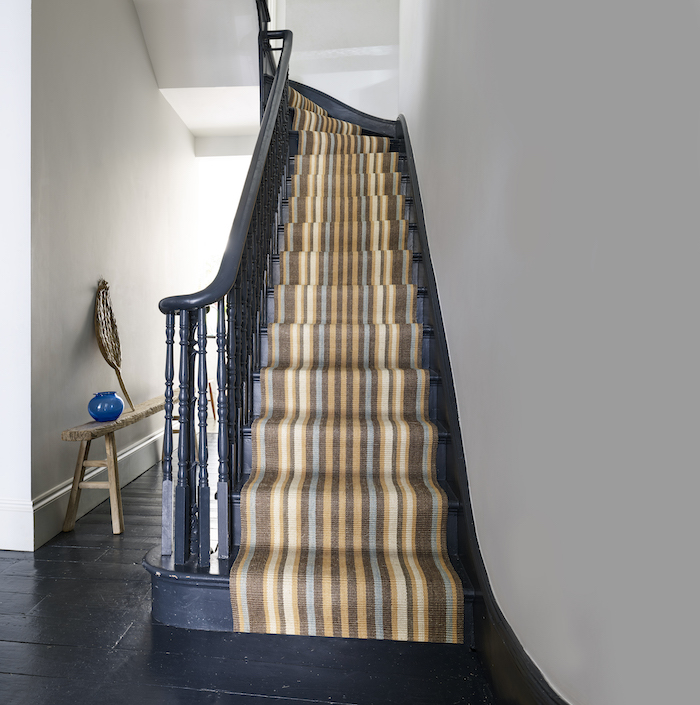 Striped Stair Runner Impact Statement