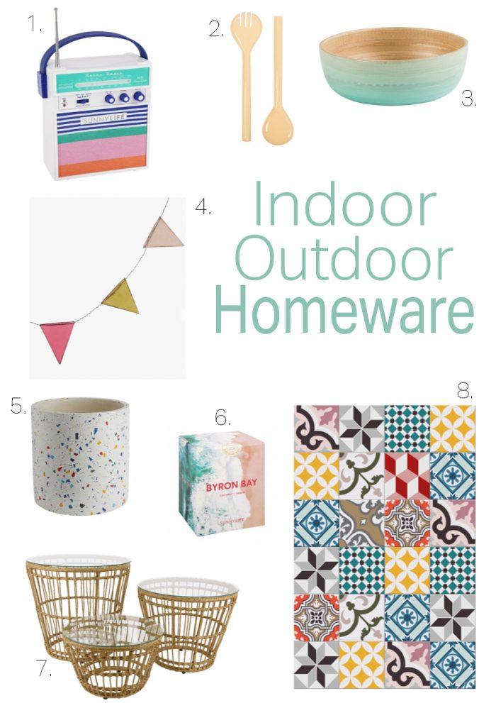indoor outdoor homeware outside furniture lighting ideas inspiration