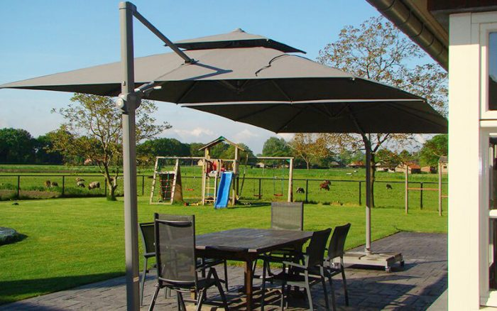solero parasols garden sunny shade ideas inspiration