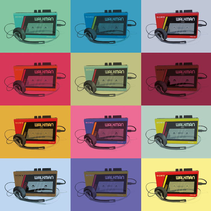 Horace Panter The Specials Artist Walkman Art Print Gallery Wall