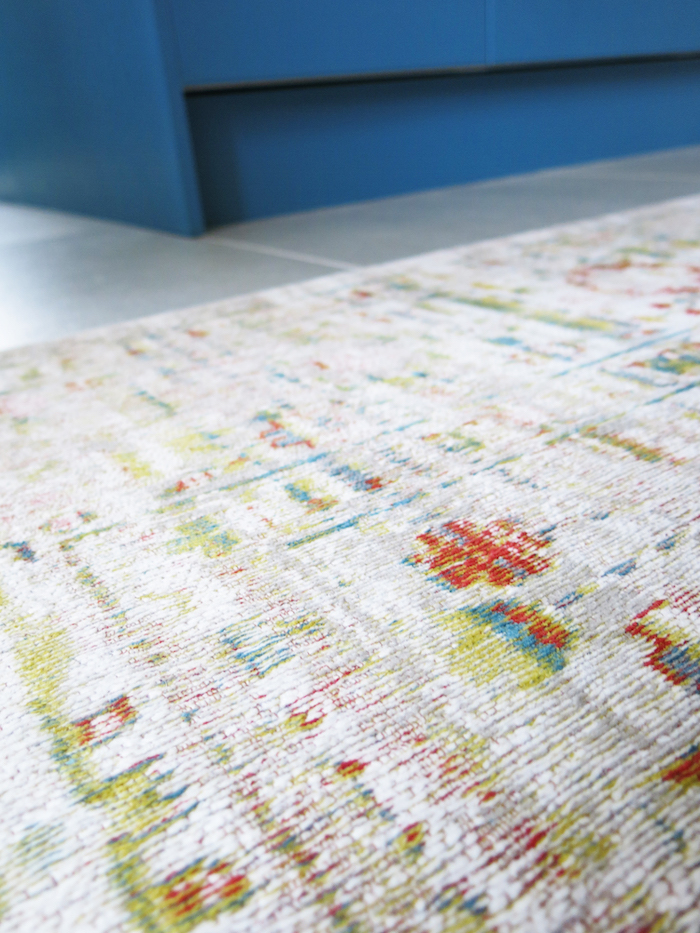 Rug Louis De Poortere Colours Inspiration Dining Room Table
