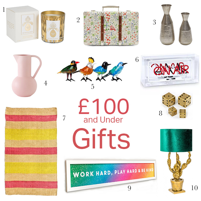 luxury christmas gifts ideas and inspiration colourful fun