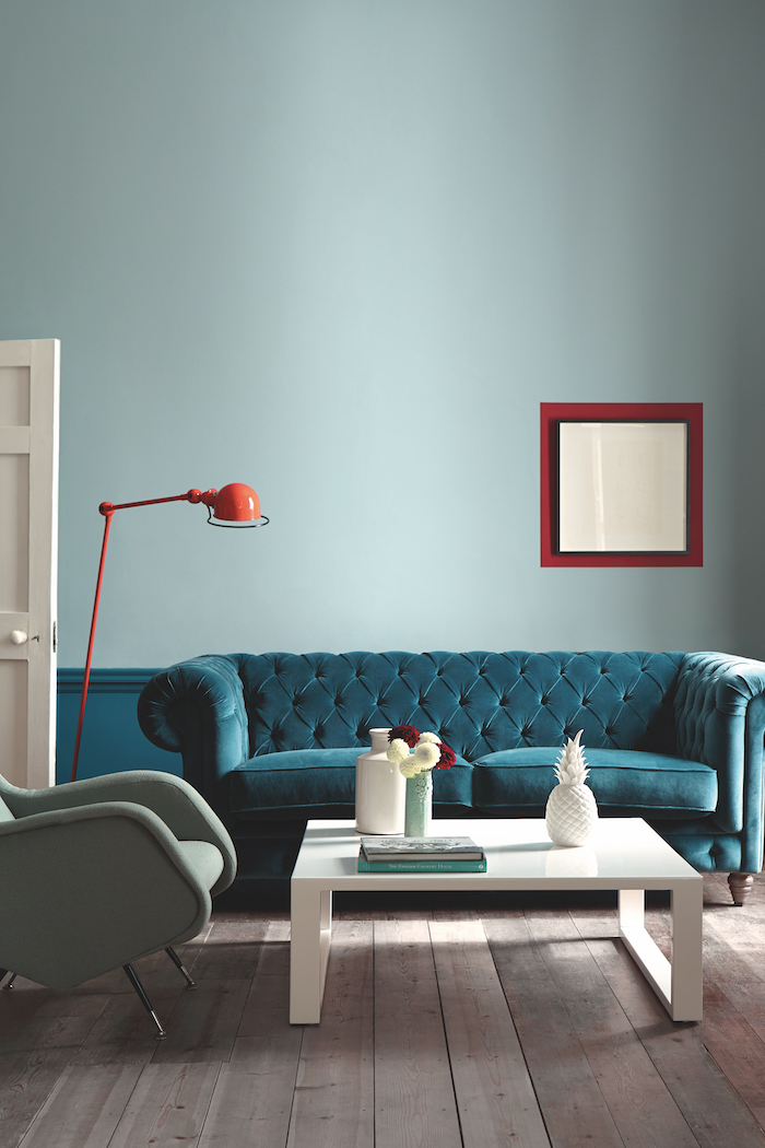 Little Greene Blue