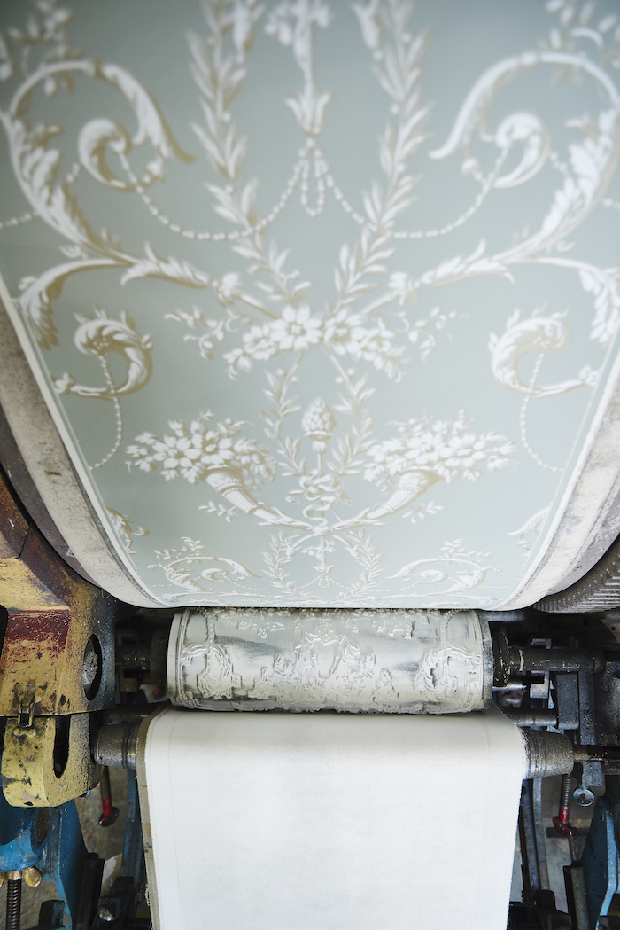 Little Greene Factory Process