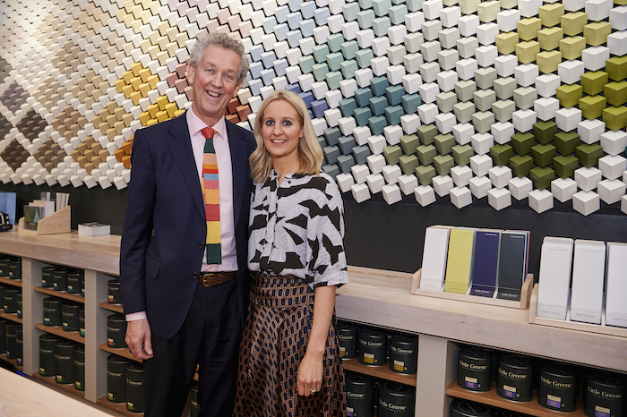 Little Greene Paints interiors colour inspiration for home