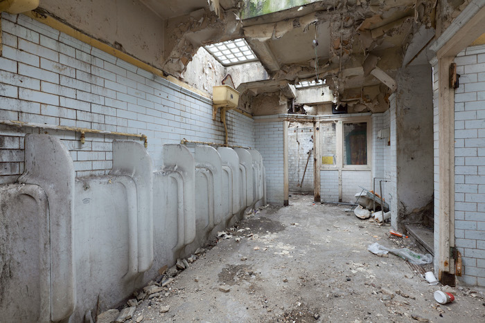 Laura Jane Clark Before Pics Toilets renovation