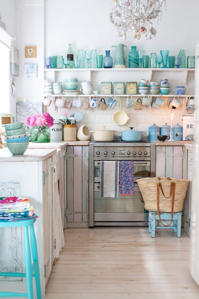 pastel kitchen colours podcast tamsyn morgans