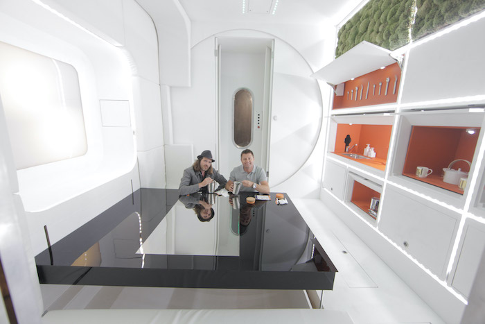 Rotating Home Amazing Spaces