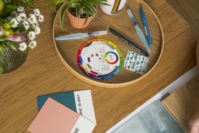 Interior design study courses