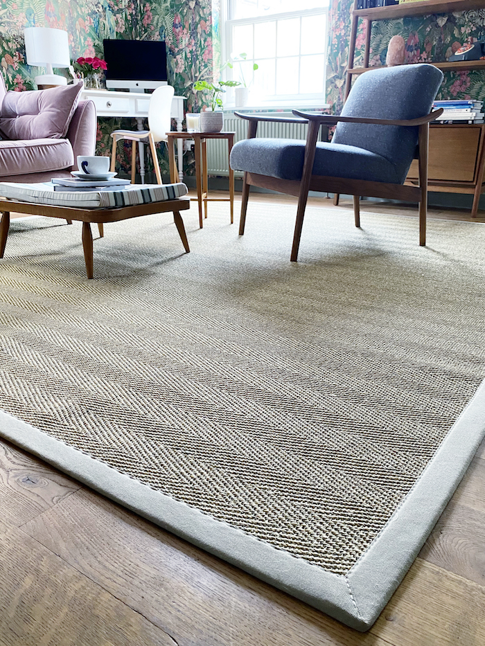 Sisal and Seagrass Rug Flooring Natural