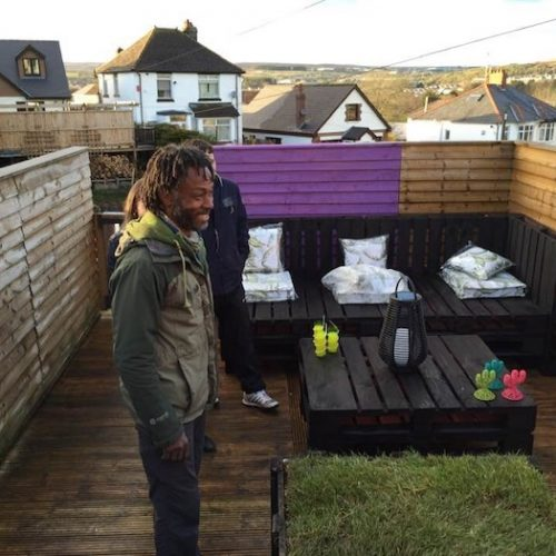 Interview with BBC 1's The Instant Gardener Presenter Danny Clarke