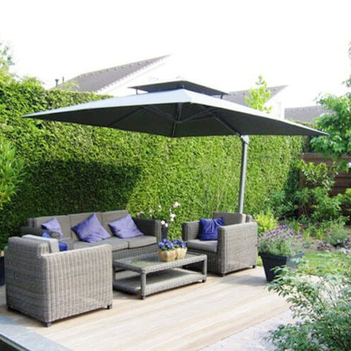 How to Choose the right Parasol for your Outdoor Space